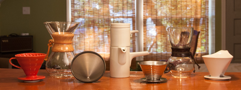 Hand-crafted Coffee (photo source: Prima Coffee Equipment)