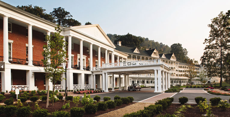 Bedford Springs Resort (Photo: Resort web site)