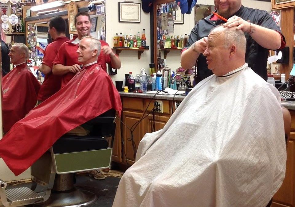 The Magic of the Small Town Barbershop