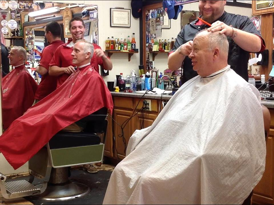 Center Court Barbershop (photo credit: Company web site)