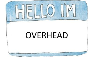 Hello, My Name is Overhead